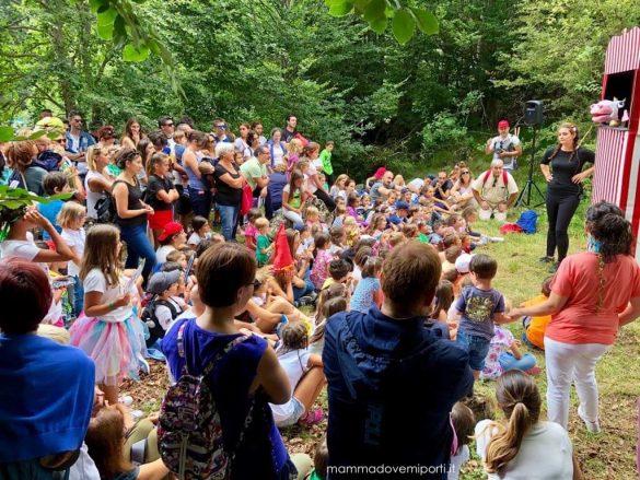Festa Internazionale degli Gnomi 2019 - Spettacoli