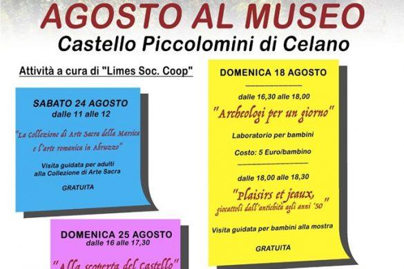 Agosto-al-Museo-Castello-Piccolomini-Capestrano-LAquila