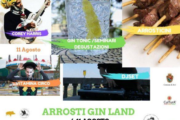 Arrosti-Gin-Land-Atri-Teramo