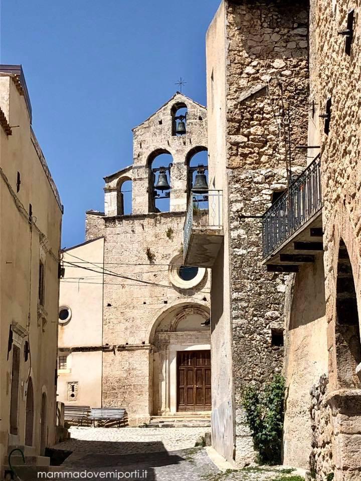 Chiesa di San Giovanni Battista a Castelvecchio Calvisio