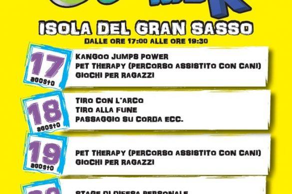 Delta-Summer-Isola-del-Gran-Sasso-Teramo