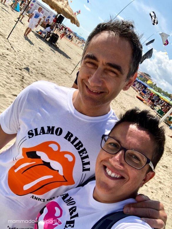 Ferragosto al Family Hotel Baltic tra aquiloni e solidarietà