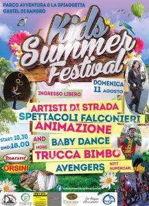Kids-Summer-Festival-Parco-Avventura-Castel-di-Sangro-LAquila