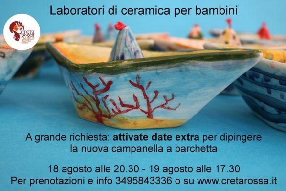 Laboratori-di-ceramica-per-bambini-Creta-Rossa-Vasto-Chieti
