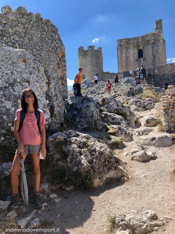 Visita a Santo Stefano di Sessanio e Rocca Calascio con i bambini