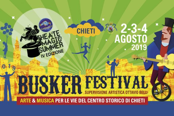 Theate-Magic-summer-2019-busker-festival-Chieti