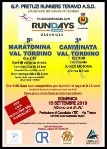 Maratonina-della-Val-Tordino-2019-Petriccione-di-Castellalto-Teramo