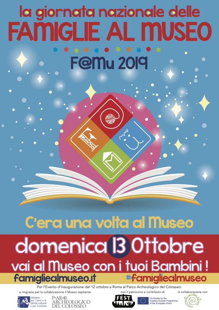 Famu Fagmiglie al Museo 2019 in Abruzzo