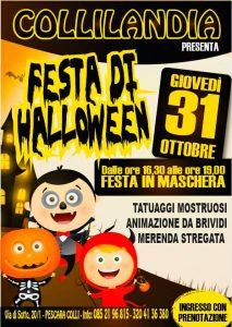 Festa-di-Halloween-Collilandia-Pescara