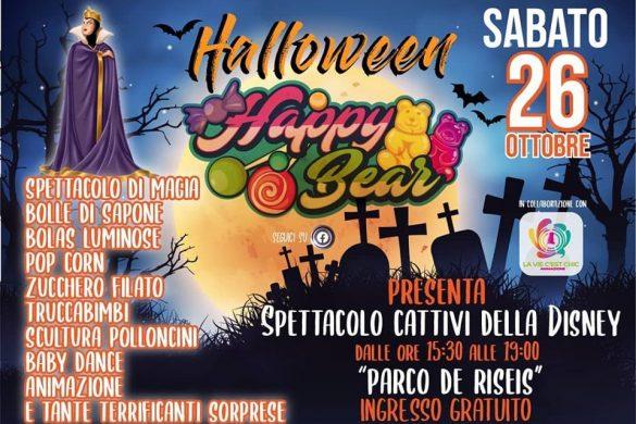 Halloween-Happy-Bear-Pescara