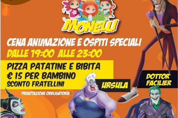 Il-Pigiama-Party-di-Halloween-LIsola-dei-Monelli-Pescara
