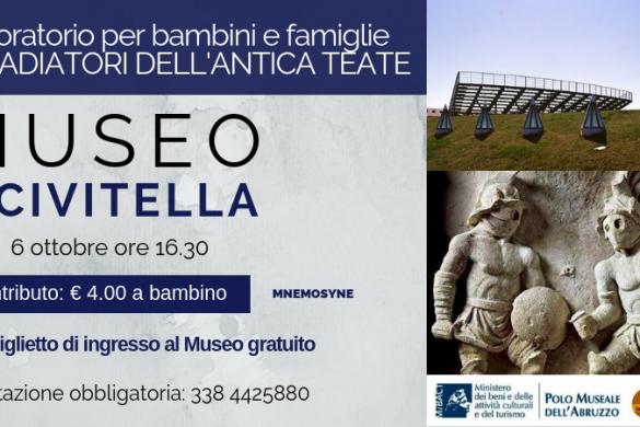 Laboratori-per-bambini-Museo-La-Civitella-a-Chieti