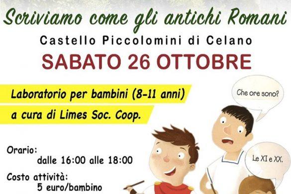 Laboratorio-per-bambini-CastelloPiccolomini-Celano-LAquila