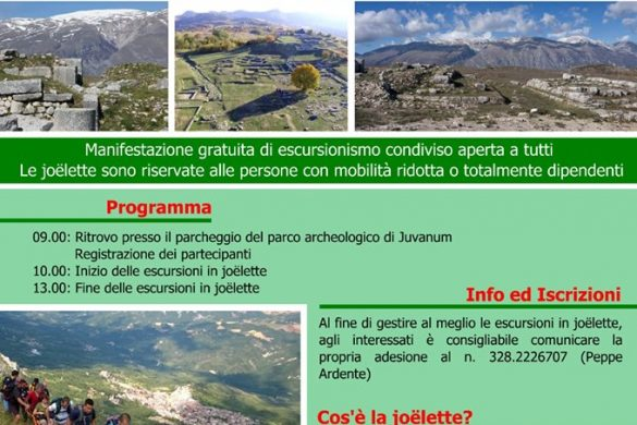 Montagna-senza-barriere-con-la-joelette-Parco-Archeologico-Juvanum-Montenerodomo-Chieti