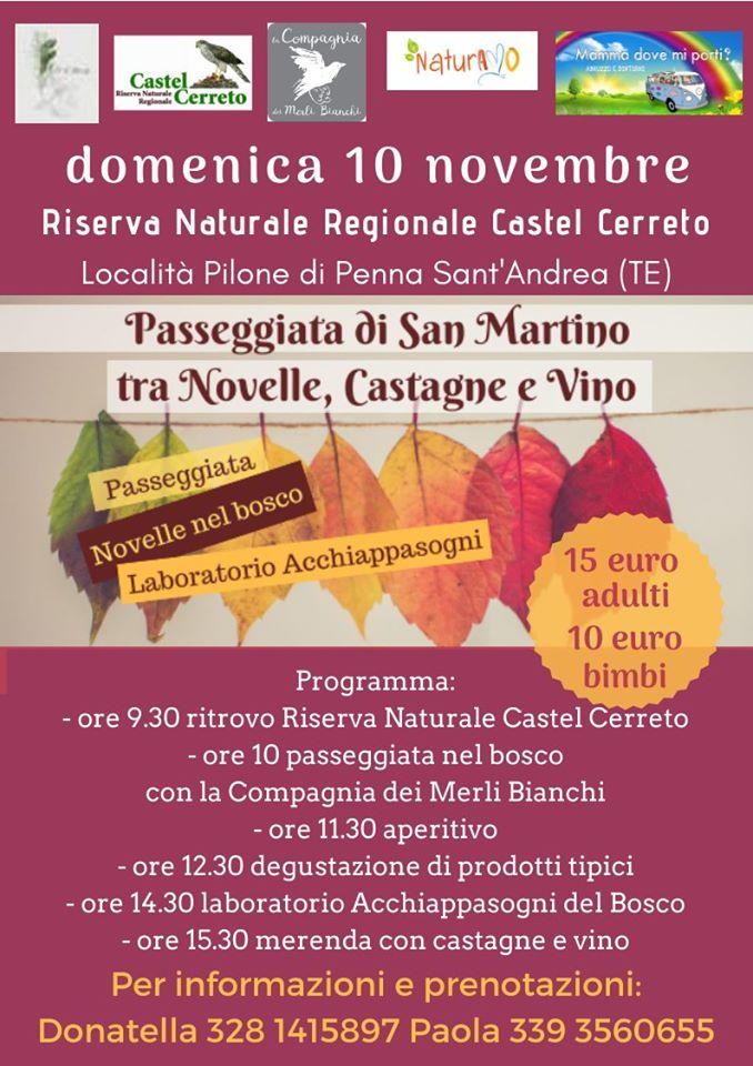 Passeggiata-di-San-Martino-tra-castagne-novelle-e-vino-Penna-Sant-Andrea-Teramo