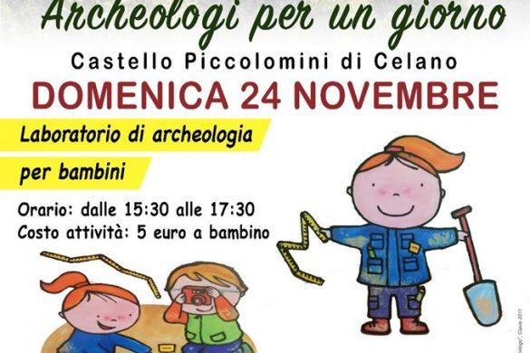 Archeologi-per-un-giorno-Castello-Piccolomini-Celano-LAquila