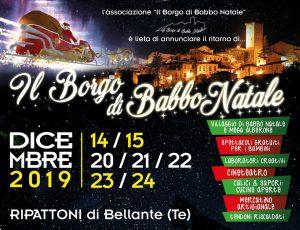 Il-Borgo-di-Babbo-Natale-Ripattoni-di-Bellante-Teramo