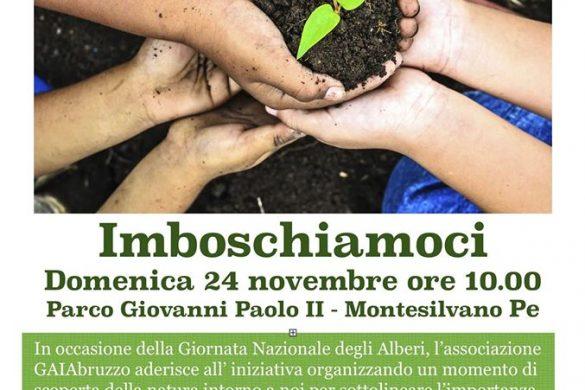 Imboschiamoci-Montesilvano-Pescara