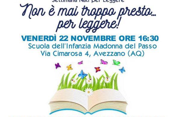 Nati-per-Leggere-Scuola-Infanzia-Madonna-del-Passo-Avezzano-LAquila