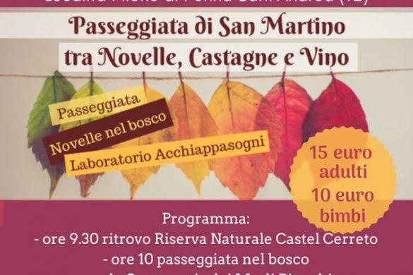 Passeggiata-di-San-Martino-Riserva-Naturale-Castel-Cerreto-Penna-Sant-Andrea-Teramo