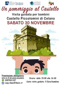 Visita-guidata-Castello-Piccolomini-Celano-LAquila