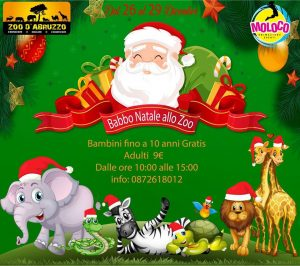 Babbo-Natale-allo-zoo-dAbruzzo-Rocca-San-Giovanni-Chieti