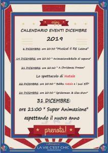 Eventi-Natale-2019-Bagaria-American-Food-Montesilvano-Pescara