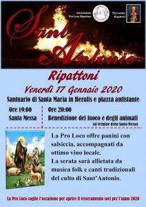 Festa-di-Sant-Antonio-Ripattoni-di-Bellante-Teramo