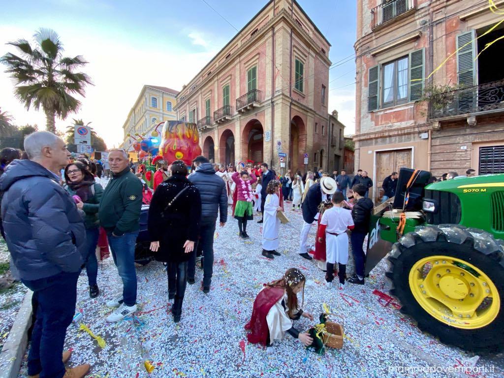 Carnevale Giuliese festeggiamenti
