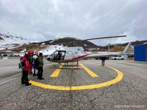 eliciaspolata a roccaraso elicottero pronto