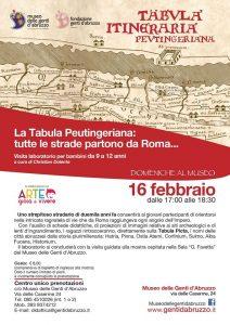 la-tabula-peutingeriana-museo-delle-genti-dabruzzo-pescara