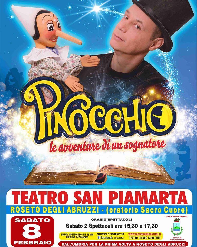 le-avventure-di-pinocchio-teatro-umbro-dei-burattini-roseto-degli-abruzzi-teramo
