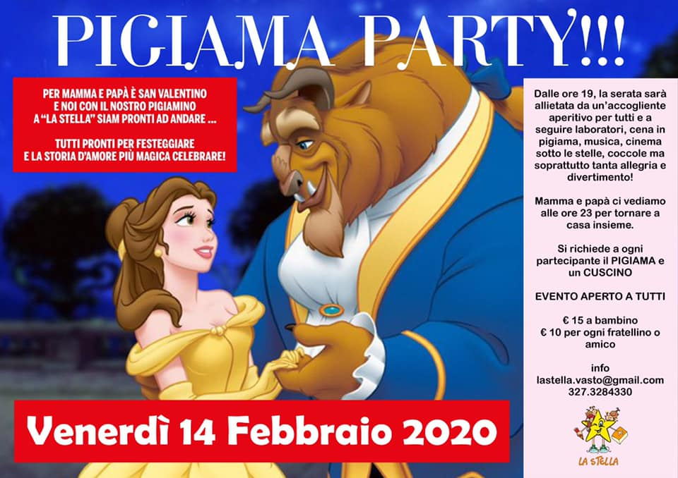 pigiama-party-la-stella-vasto-chieti