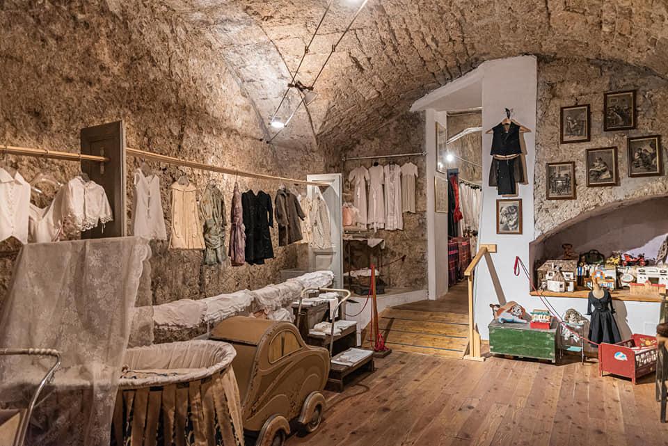 Esposizione Museo Nina di Civitella del Tronto di Teramo