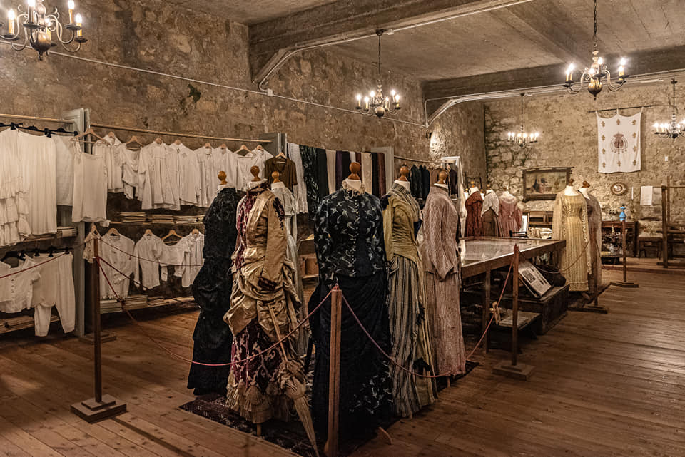 Esposizione Museo Nina di Civitella del Tronto