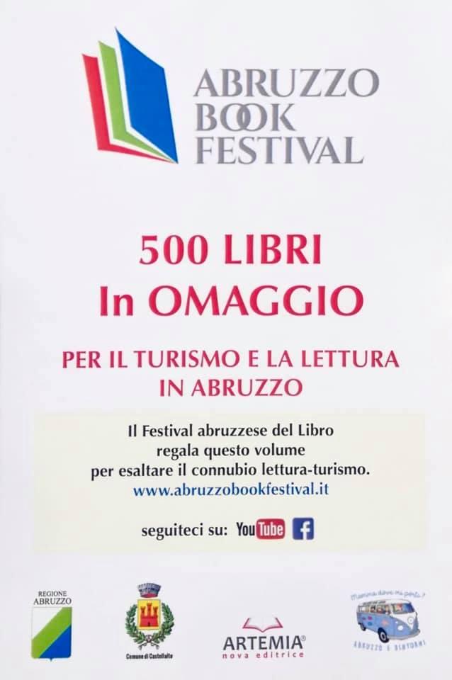 Abruzzo Book Festival dona 500 libri a 100 hotel della costa abruzzese