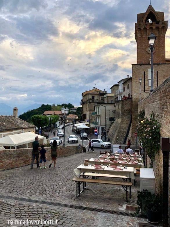 Passeggiata a Tortoreto Alto con i bambini: un borgo da scoprire