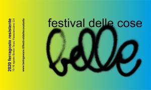 Eventi Ferragosto 2020 con i bambini in Abruzzo: Festival delle cose belle a Passolanciano di Chieti
