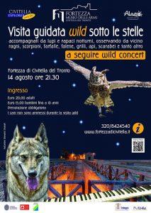 Eventi Ferragosto 2020 con i bambini in Abruzzo: visita guidata wild a Civitella del Tronto