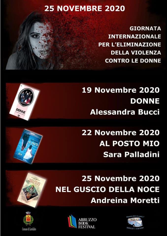 Abruzzo Book Festival presentazioni tematiche di libri on line edizione 2021
