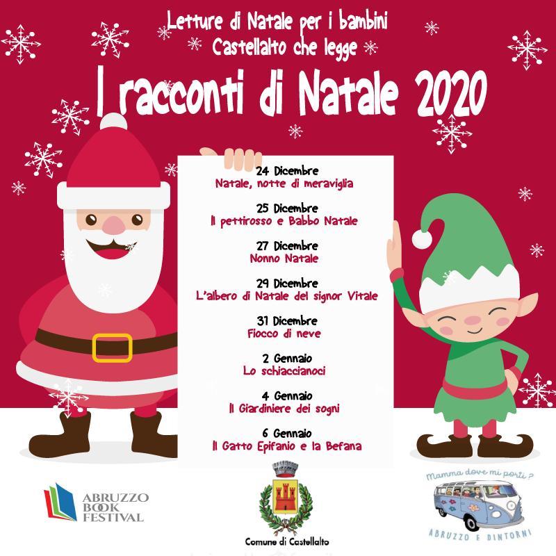 Abruzzo Book Festival I racconti di Natale 2020