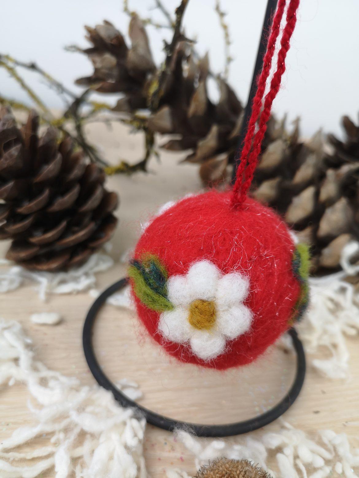 Regali di Natale 2020: idee regalo di Sogni di Cinzia, pallina verde