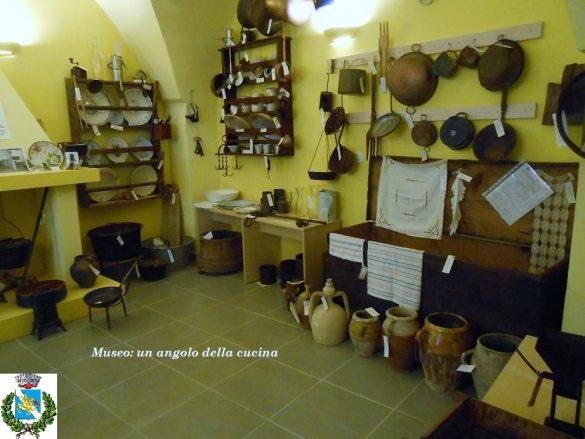 Museo contadino e delle migrazioni della Valle del Trigno di Fresagrandinaria-Angolo della Cucina