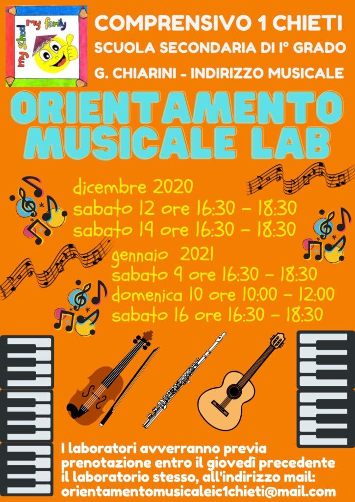 Open Day 2021 Scuole di Chieti Secondaria Istituto Comprensivo Chieti 1