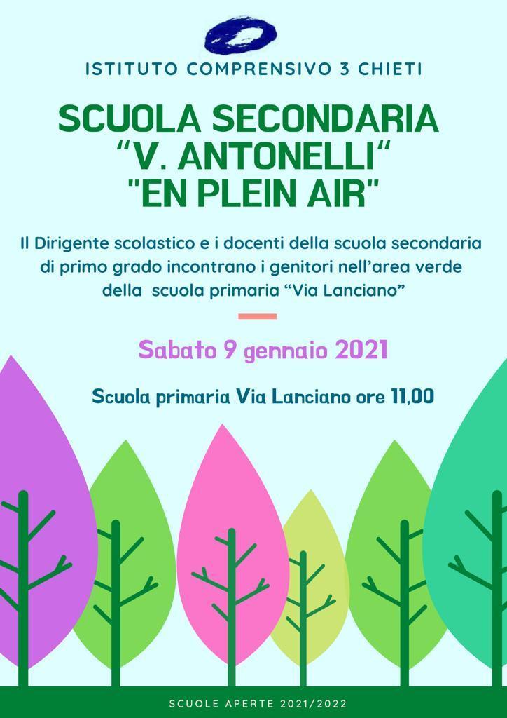 Open Day 2021 Scuole di Chieti Secondaria Istituto Comprensivo Chieti 3