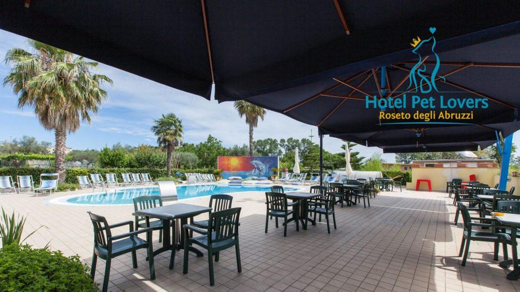 Hotel Marina solarium