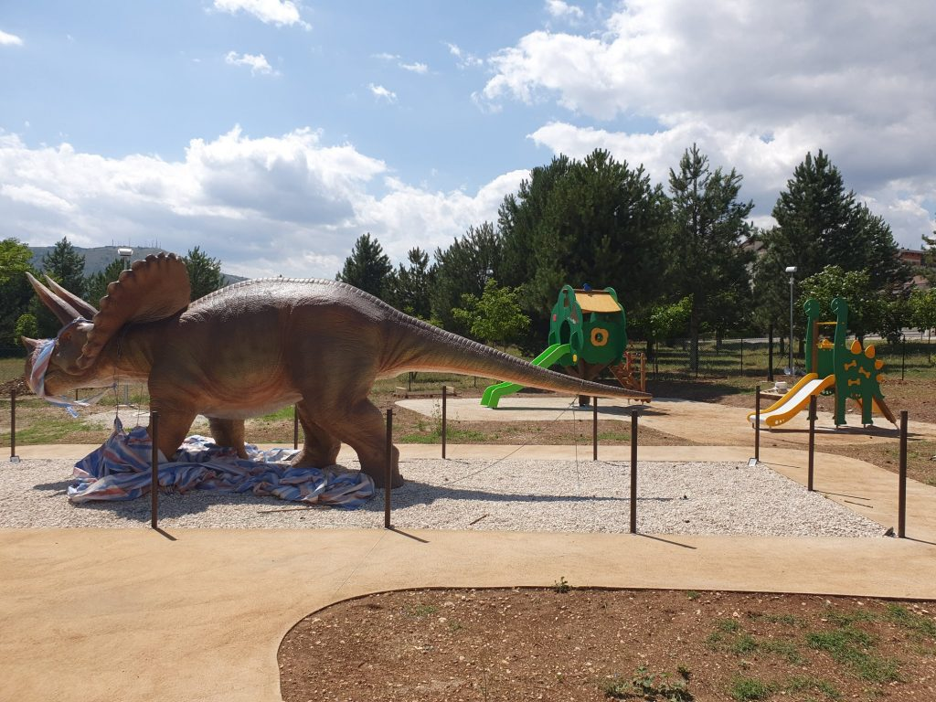 Dinopark di Avezzano