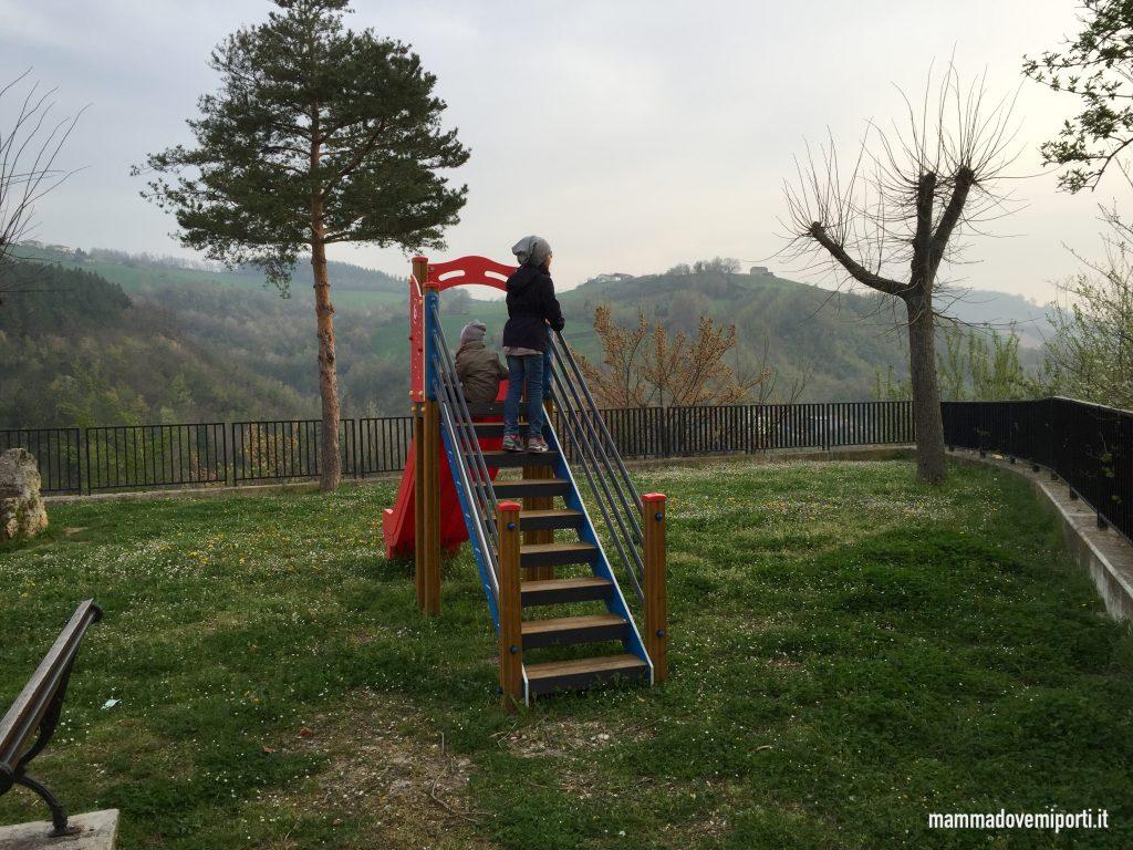 Parco giochi a Campli