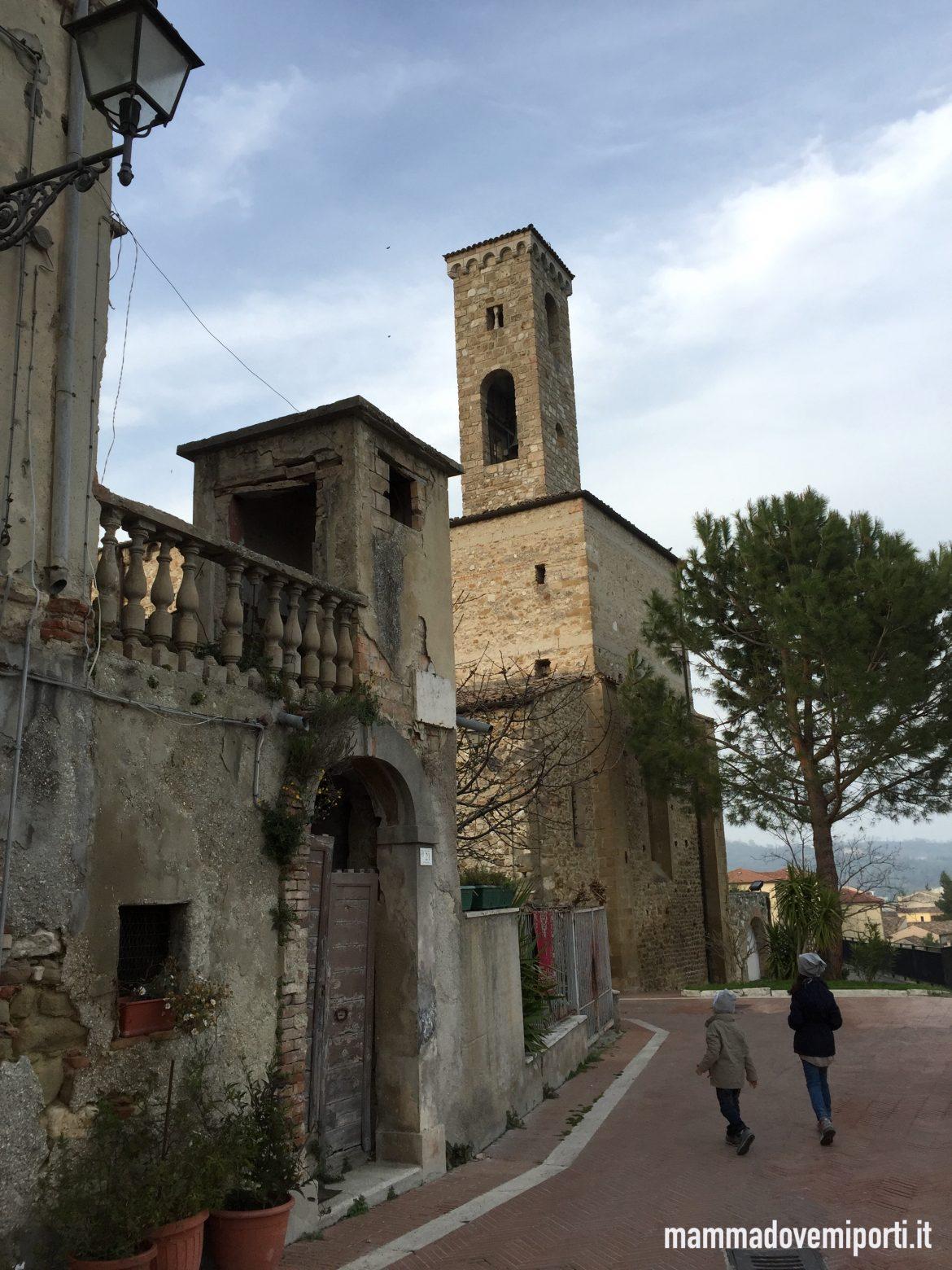 Visita al borgo di Campli