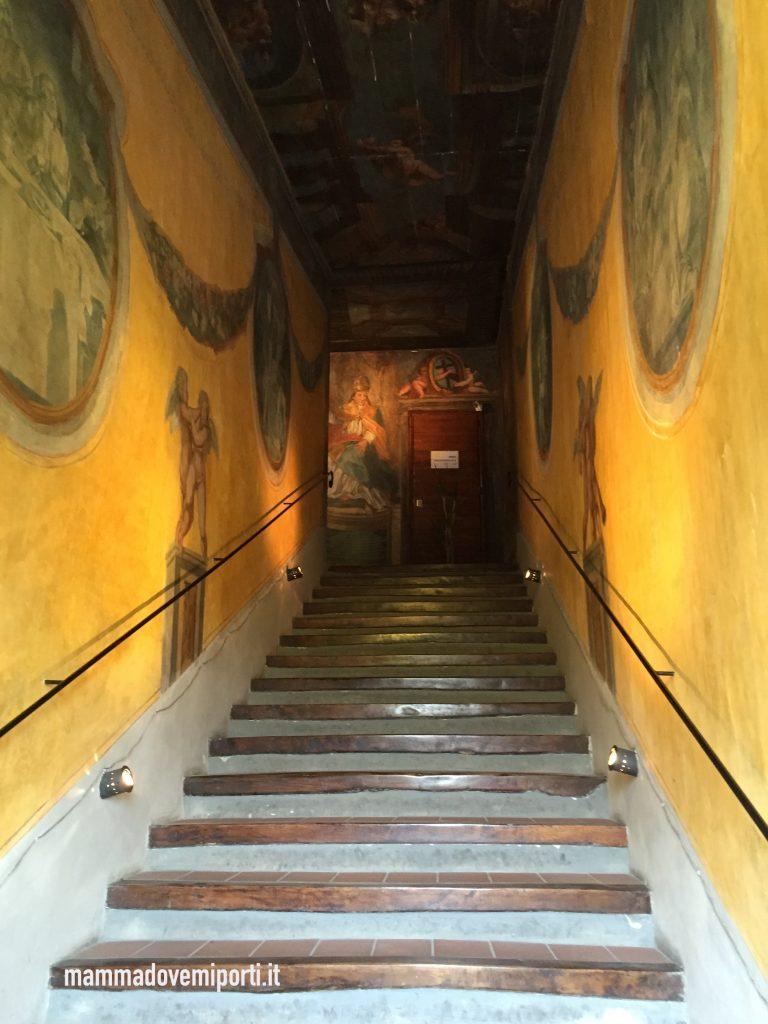 Visita alla Scala Santa di Campli